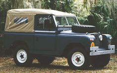 1961 Land Rover Defender