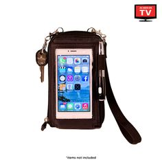 Touch Purse for Cell Phones at 55% Savings off Retail!