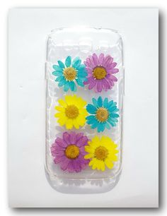 Handmade Samsung Galaxy S3 case Resin with Real by Annysworkshop, $18.00