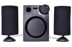 VIBE VS-521 2.1-Channel Stereo Computer Speaker System