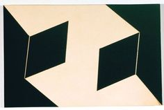 Lygia Clark Espaço Modulado, 1957 Collage of card, framed Paper size: 20 x Lygia Clark Obras, Piet Mondrian, Modern Art, Contemporary Art, Tomie Ohtake, Collages, Creators Project, Op Art, Pattern Wallpaper