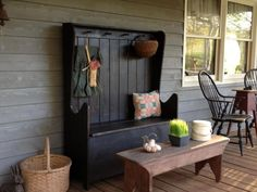 photo of primitive porches - Yahoo Search Results