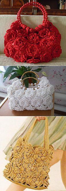 How To Crochet A Shell Stitch Purse Bag - Crochet Ideas Bag Crochet, Crochet Purse Patterns, Crochet Shell Stitch, Crochet Stars, Handbag Patterns, Crochet Handbags, Crochet Purses, Love Crochet, Beautiful Crochet