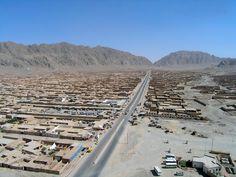 Kandahar, my home for a year.