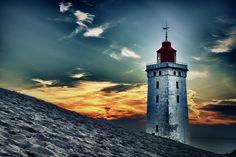 Rubjerg lighthouse