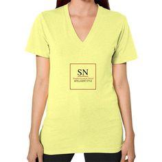 Women's SN V-Neck