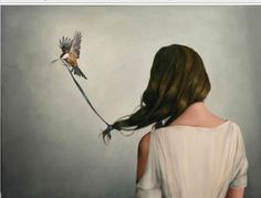 I SHALL BE RELEASED by Amy Judd Art, via Flickr