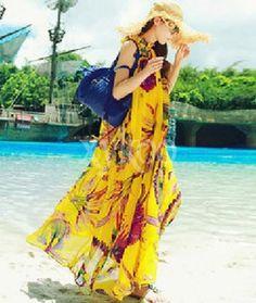 #Bohodresses  #xykoochiffondresses  #YellowDresses