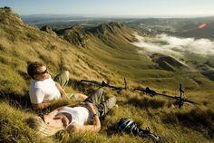 Te Mata Peak, Havelock North, Hawke's Bay, New Zealand