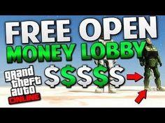 GTA 5 Online *FREE* MODDED MONEY LOBBY GLITCH 1.37 -SOLO MODDED LOBBY (PS3, PS4, XBOX 360, XBOX ONE) - YouTube