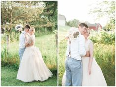 Tamara Jaros Photography 2016 DIY Rustic Barn Wedding Pastel Pink, Grey, Purple, Blue, Green Sunset Portraits
