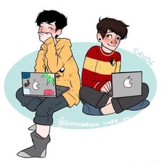 AWWWWWWWW OMG ❤ (look at the way Dan looks at Phil)