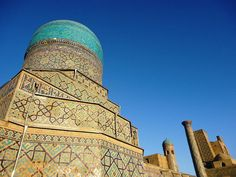 """Polubienia: 31, komentarze: 2 – Hasające Zające (@hasajacezajace) na Instagramie: """"#hasajacezajace  #samarqand  #uzbekistan  #architecturelovers  #architecture  #medrese  #trip…"""""""