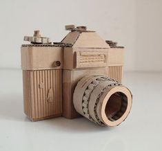 Cardboard Zenit-E