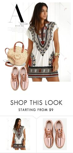 """dress"" by masayuki4499 on Polyvore featuring Madewell"