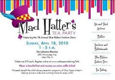 mad hatter tea party - Google Search