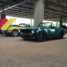 TR6 so mean !!!