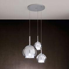 KJLARS Moderne Pendelleuchte Rustikal Globe Hängelampe Leuchtmittel Mit  Kugel Glas Lampeshirm | Homie | Pinterest | Leuchtmittel, Hängelampen Und  Kugel