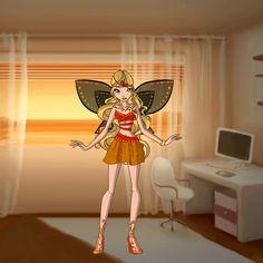 Sun princess in her room. 🐭