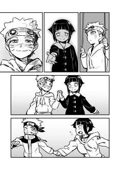 Naruhina: Turning To That Day Pg11 Source:774 translation: /a/non. Naruto © Masashi Kishimoto