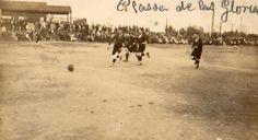PARTIDO DEL F.C. BARCELONA, EN CAMPO DE FÚTBOL PLAZA DE LAS GLORIAS EN LA CIUDAD CONDAL.
