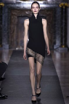 Anthony Vaccarello Fall 2013 RTW - Review - Fashion Week - Runway, Fashion Shows and Collections - Vogue