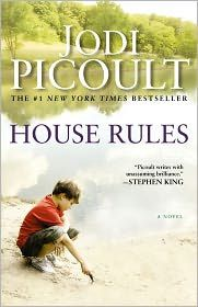 I love every Jodi Picoult book I have read...although, may not be a good choice if you are pregnant (unless you have a lot of tissues on hand!)...
