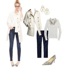 """""""From my closet #25"""" by busyvp on Polyvore... classic"""