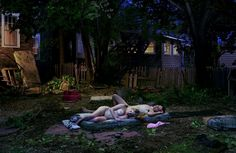 Untitled from Beneath the Roses ║ Gregory Crewdson