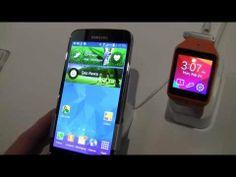 Samsung Galaxy S5 - Samsung Galaxy Gear 2
