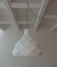 geometric pendant light $120