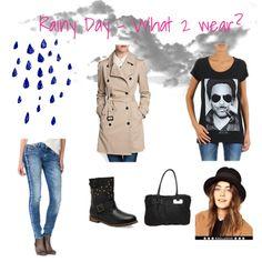 rain dress