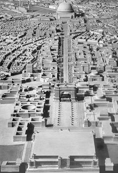 project by Albert Speer (1939).