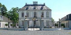 Falkenlust Palace UNESCO Heritage Site