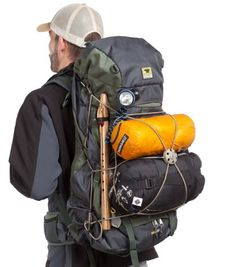 Awesome!!! Backpack bungee cargo net!!! Carry extra gear, let it dry out outside your pack, shoes, tent...