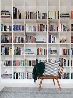 Fascinating Bookshelf Ideas-32-1 Kindesign
