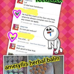 Thanks my friends which feedback me her dad after use #ameryllis herbal balm long time marks on face has been reduce yeahhh happy to heard that. Interested pls pm me joey to order now wechatjoey2383 or whatsapp0123757185 www.ameryllisnatureskincare.wordpress.com. #stretchmarks #marks #acnescar #fade #reduce #balm #herbal #men #women #skincare