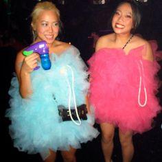 Diy loofah costume diy pinterest loofah costume costumes and toule bubble guns for loofah costume loofah halloween costume friends www solutioingenieria Gallery