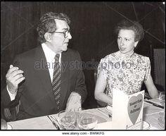 dean martin at the tennis club photos | Princess Anne Now Princess Royal - June 1983 Dean Martin And Princess ...