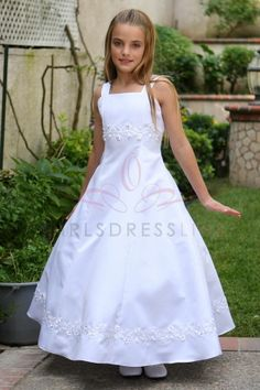 Isara First Communion Dress from the Angel Collection http://www ...