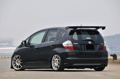 lowered honda fit - Bing Images
