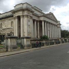 Fitzwiliam Museum, Cambridge.