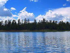 Heaven in the White Mountains of Arizona