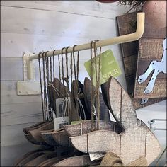 A heavy-duty hook of this ilk is more than an ordinary Pegboard Hook. It is most frequently referred to as a Utility Hook. The 90º Upturned Tip is common for a Utility Hook, but not so the Back Lab…
