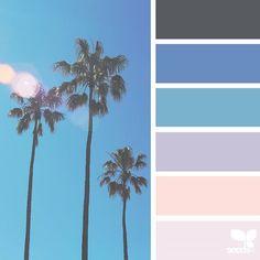 Design Seeds + Color Atlas by Archroma® Hue Color, Colour Pallete, Colour Schemes, Color Trends, Color Combos, Color Palettes, Colours, Tropical Colors, Design Seeds