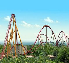 Diamondback - Roller Coaster Weekly