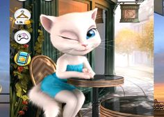 My Talking Angela Android Game