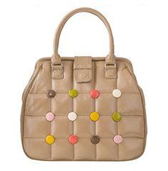 Multi Button Handbag