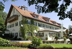 Lovely corner of Aying, nice short drive out of town, great food good value. Brauereigasthof Hotel Aying