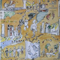Young Marble Giants & The Gist & Weekend, Nipped in the Bud (LP, Rough Trade, 1983)